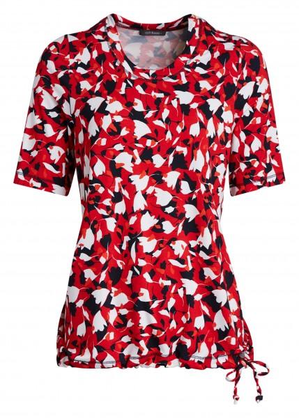 Modernes Damen-Shirt von golléhaug mit Halbarm und Rundhals
