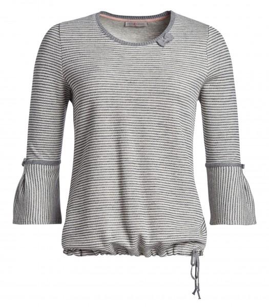 T-Shirt, Rundhals, Ringel