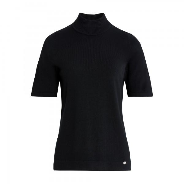 Stehkragen Pullover 1/2 Arm