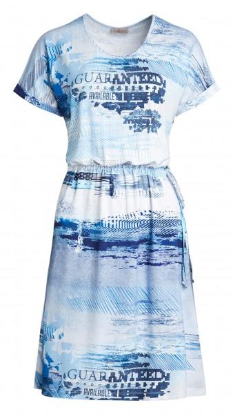 Bequemes Damen-Kleid von yourConcept mit überschnittener Schulter