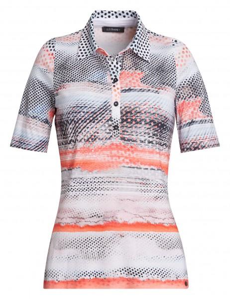 Damen Polo-Shirt von golléhaug mit Halbarm