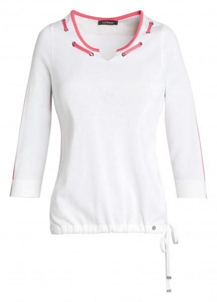 Trendy Damen-Pullover von golléhaug mit 3/4 Arm