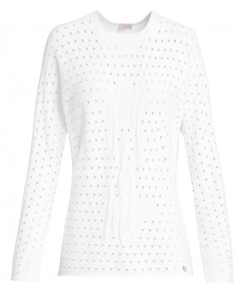 Damen-Pullover von yourConcept in angenehmer Baumwollmischung