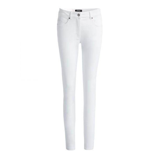 Damen-Stretchhose von golléhaug, 5 Pocket-Style