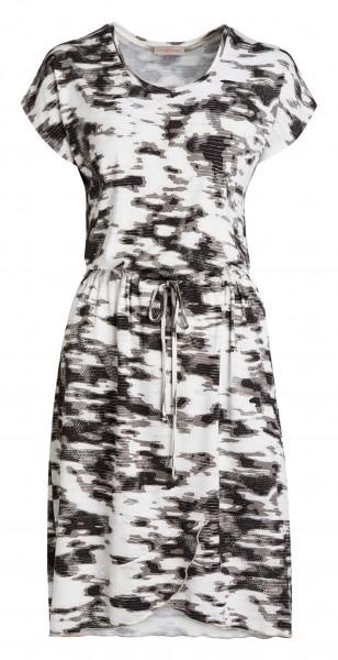 Schönes Damen-Kleid von yourConcept mit überschnittener Schulter