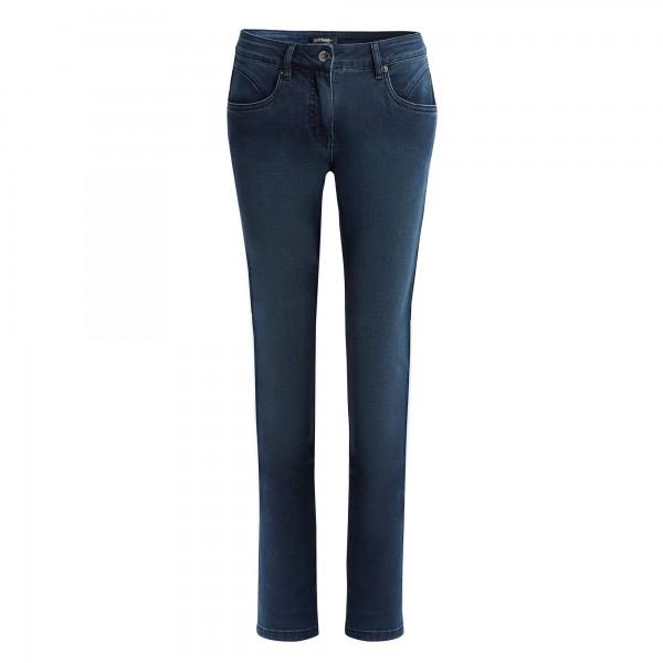 Damen-Jeanshose von golléhaug in marine-denim