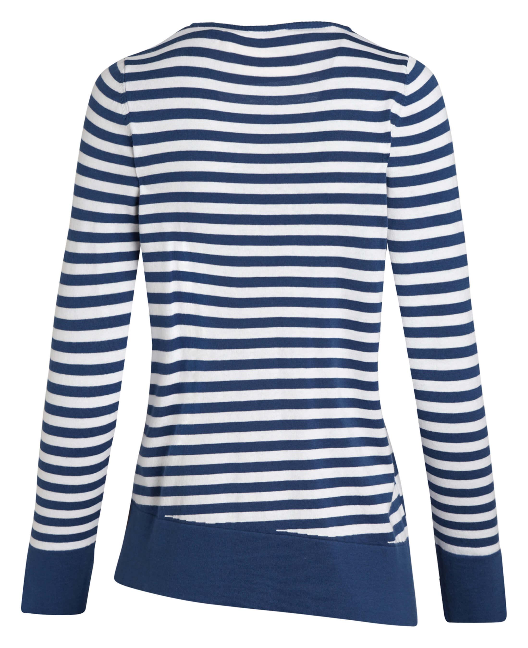 7ab5cb73c4 ... Vorschau: Moderner Damen-Pullover von yourConcept mit Langarm und  Rundhals