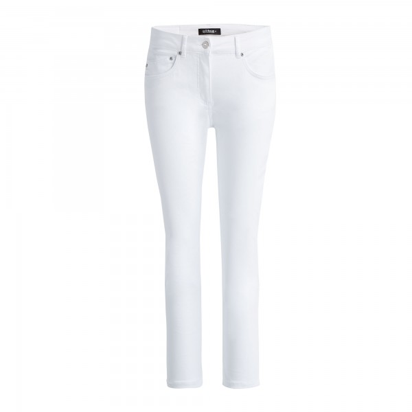 Damenhose in 7/8 Länge von golléhaug, 5-Pocket-Style